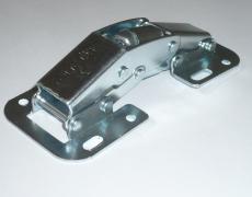 Cerniera Easy On zincata modello 300